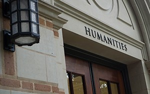 Humanities entrance